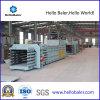 50HP HELLOBALER горизонтальный гидравлический пресс для механизма прессования кип бумажных отходов