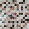 Mezclar el color Hot-Melt mosaico de vidrio (CSJ49)