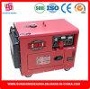 generatore diesel 5kw con il tipo silenzioso SD6700t di alta qualità