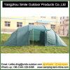 Barraca de acampamento ao ar livre individual do túnel do Flysheet de 8 pessoas