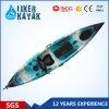 Neues Art-Großverkauf-Fischen-Kanu-preiswerter Plastikkajak-Boots-Verkauf