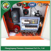 Popular de alta calidad utilizando la máquina de rebobinado desechables de aluminio