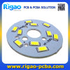 PWB do alumínio para o diodo emissor de luz com 5730 diodos emissores de luz 3W, 5W, 7W