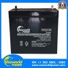 Batterie d'UPS du prix de gros 12V 55ah du marché du Nigéria