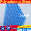 Пластичный лист поликарбоната листа полости PC