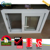 2015 UPVC/PVC double Windows coulissant glacé pour la maison