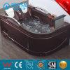 Independiente de lujo bañera de masaje con vidrio (BT-A1012)