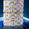 中国の装飾的な照明製造者のSuperhigh明るさの屈曲5050のストリップ