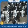 Heißer eingetauchter galvanisierter Draht-glänzende Farbe galvanisierter Eisen-Draht (Fabrik)