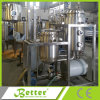 Equipamento da extração solvente do bolo do girassol
