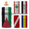 Le tube sans joint d'impression de polyester fait sur commande de logo marque le Bandana