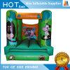 Klein Opblaasbaar Spel voor het Huis van de Uitsmijter van Jonge geitjes
