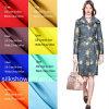 Шелк напечатанный способом Крепировать De Китай Ткань для одежд повелительниц