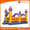 Reizendes Drucken-aufblasbares springendes Schloss (T2-502)