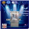 Máquina que capsula del embotellado líquido automático de la certificación del Ce