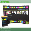 4 * 3 Exposition magnétique Exposition Exposition Banner Stand