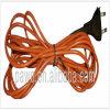 Impermeable flexible de calefacción por cable / reptil cable de calefacción / alambre de calor