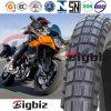 A motocicleta do elevado desempenho do disconto cansa 2.75-14