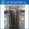 China 175L Industrial Dewar de nitrógeno líquido Cilindro