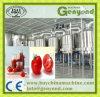 Chaîne de production en boîte automatique de sauce tomate