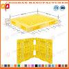 Euro E-Deck Double Faced grande palete de plástico Plating Pallet (Zhp10)