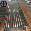 Lamiera galvanizzato ondulato calibro di alluminio dello zinco 18 dello strato del tetto