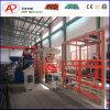 Auto ladrillo Proyecto Maquinaria de ladrillo que hace la máquina