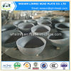 Monture de tube de tête d'hémisphère d'acier du carbone de fournisseur de la Chine