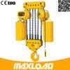 Élévateur à chaînes électrique de 15 tonnes avec le type fixe de crochet (HHBB15-06SF)