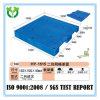 паллет пластмассы вешалки Gird дороги 1500X1500 2 одиночный поверхностный