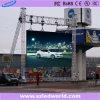 Schermo di visualizzazione locativo esterno del LED di colore completo P8 (FCC del CE)