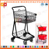 Supermarkt-Korb-Einkaufswagen (Zht67)