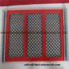 D (Diamante) -tipo poli Ripple Anti-Clogging telas de malha de arame