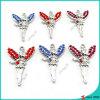 Coloridos al por mayor de accesorios de bricolaje colgante de cristal Ángel (MPE)