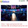 Exhibición de LED curvada a todo color de interior de P5 milímetro
