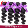 Соткать человеческих волос скручиваемости оптовой цены Unprocessed двойной нарисованный спиральн