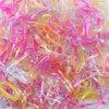 De jonge geitjes vormen Kleurrijke Duidelijke TPU Rubber Elastische Hairbands (je1591-1)