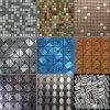 Mattonelle di mosaico moderne all'ingrosso della Camera, mattonelle autoadesive della parete, mosaico del metallo