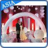 El arco de boda hinchables con luz LED para la boda/fiesta/Evento/gigantesco arco de soporte