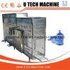 Máquina de embotellamiento de 5 galones con lavado de la función de limitación de llenado