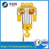 Alzamiento de cadena vital eléctrico del CE de la construcción de encargo de la certificación 15t
