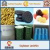 液体のSoybean LecithinおよびSoybean Extract 98% Lecithin Powder