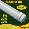 Cool van uitstekende kwaliteit White 10W 0.6m/2FT T8 LED Tube Lamp