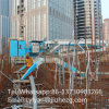 Asta di collocazione concreta idraulica mobile del rifornimento della fabbrica con la prestazione certa