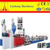 Alta linea di produzione della cinghia dell'imballaggio dell'animale domestico di rendimento di Lanhang