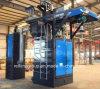 ホックの普及したHaningアームクリーニングのショットブラスト機械