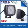 25W Optic Lens CREE LED Truck Light