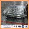 4 capas máximas de la estantería de secado plegable resistente amontonable del alambre