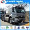 371HP 420HP 10 Rueda Sinotruk HOWO Prime Mover Cabeza Tractor Camión