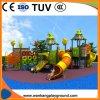 Terrain de jeux de plein air de petite taille des enfants château (WK-A180704)